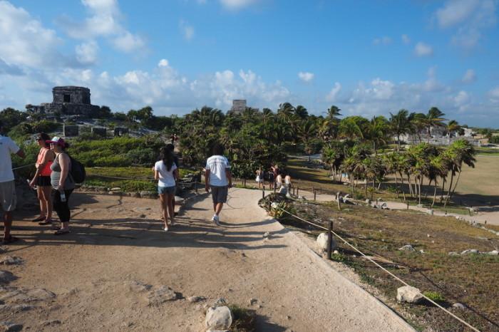 Mexican Road Trip - Tulum Ruins, Quintana Roo, Mexico