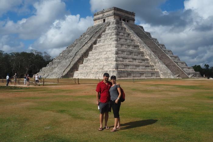 """Mexican Road Trip - """"El Castillo"""", Chichen Itza, Yucatan, Mexico"""