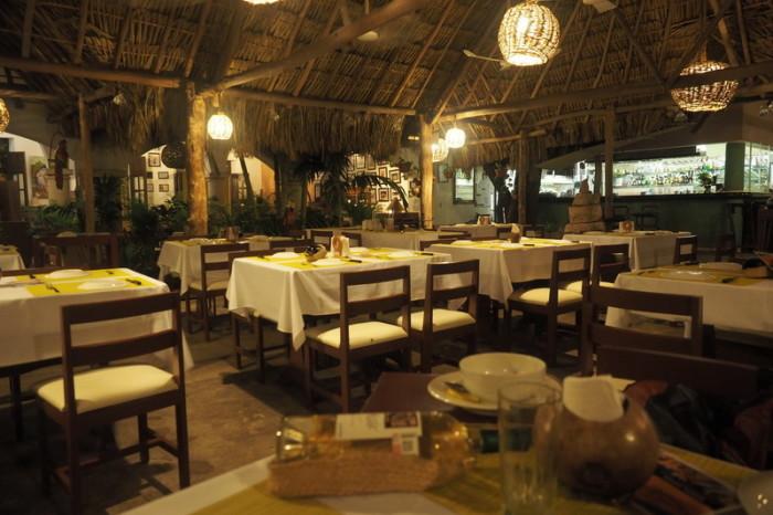 Mexican Road Trip - Kinich Restaurant, Izamal, Yucatan, Mexico