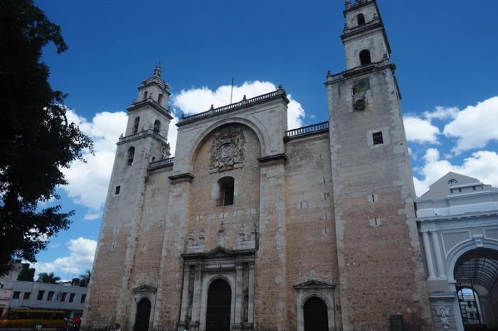 Mexican Road Trip - Catedral de San Ildefonso, Merida, Yucatan, Mexico