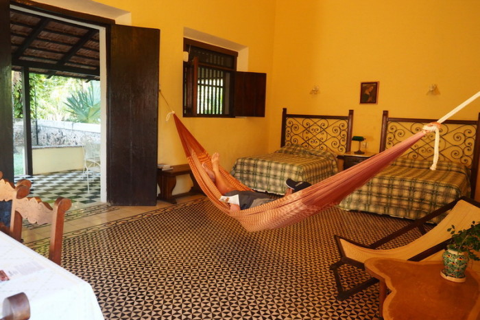 Mexican Road Trip - The Guest House at Hacienda Yaxcopoil, Yucatan, Mexico