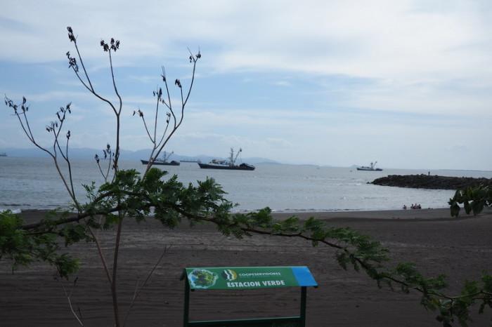 Costa Rica - Near Puerto Caldera, Costa Rica