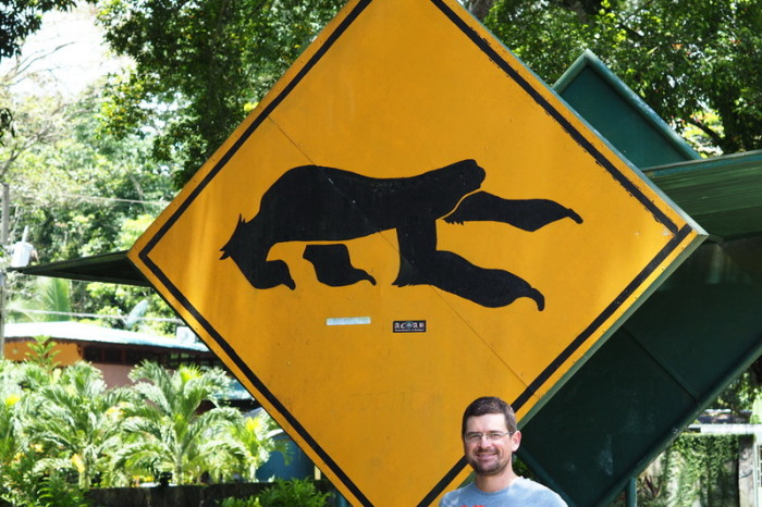 Costa Rica - Look out for sloths!