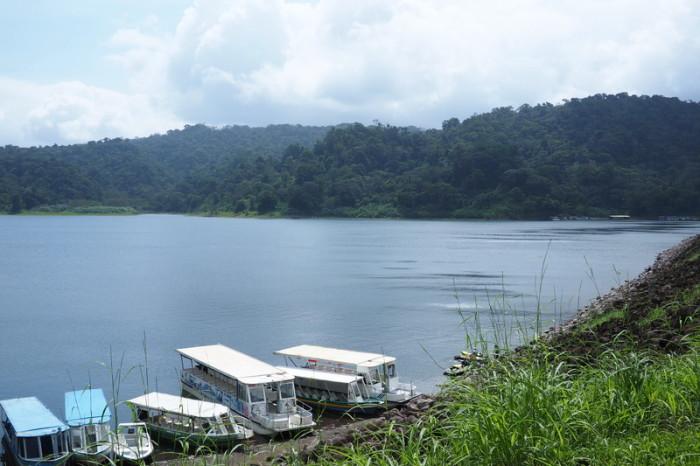 Costa Rica - Arenal dam, Costa Rica