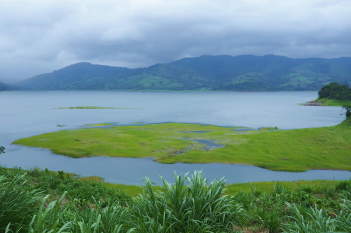 Costa Rica - Stunning views of Laguna de Arenal, Costa Rica