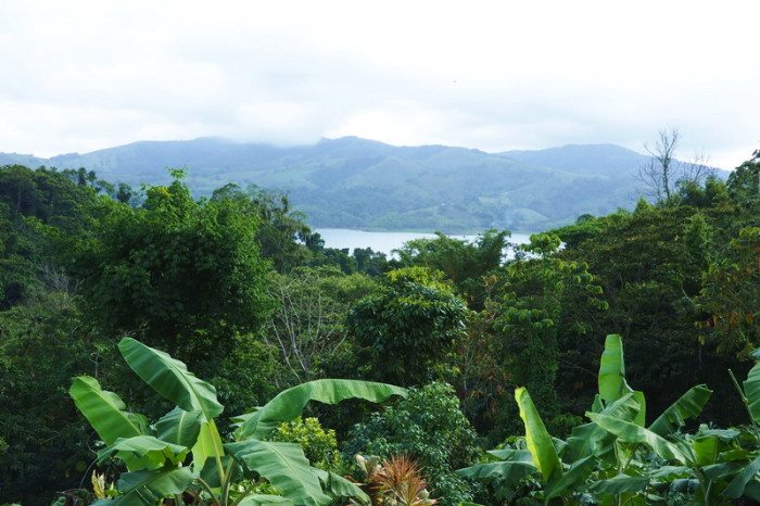 Costa Rica - Stunning views of Laguna de Arenal from Toad Hall, Costa Rica