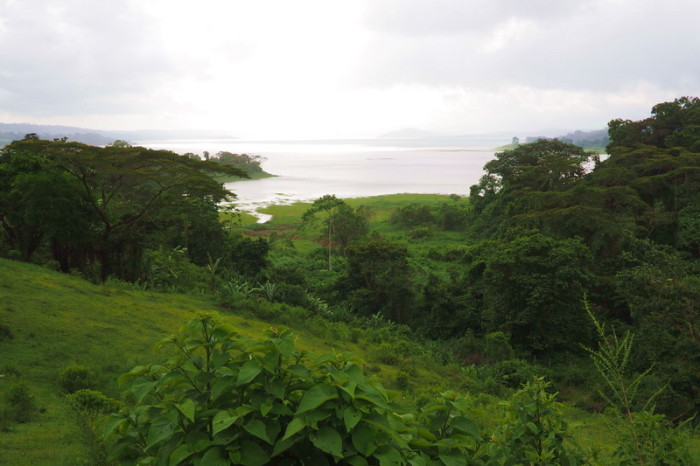 Costa Rica - Beautiful views of Laguna de Arenal from Toad Hall, Costa Rica
