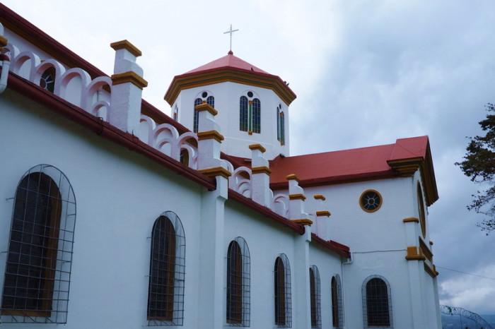 Colombia -  Iglesia de Chipre, Manizales