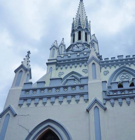 Colombia - Templo Del Sagrado Corazon Los Agustinos, Manizales