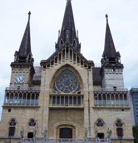 Colombia - Catedral Basilica Nuestra Señora del Rosario, Manizales