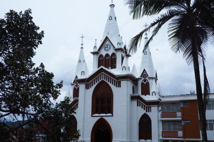 Colombia - Iglesia de la Inmaculada Concepcion, Manizales