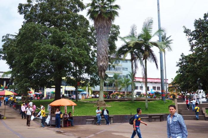 Colombia -  Centro Comercial Parque Caldas, Manizales