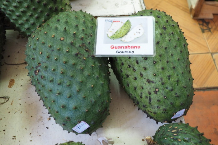 Colombia - Guanabana = Soursop