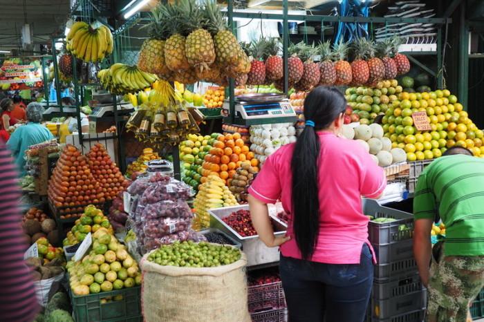 Colombia - Minorista Market, Medellin