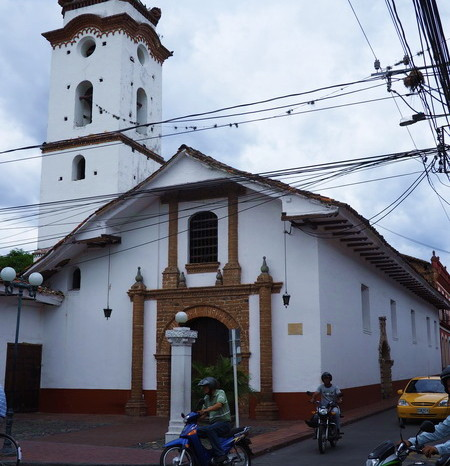 Colombia - Iglesia San Francisco, Buga