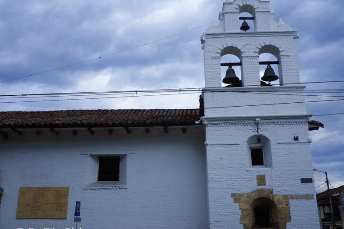 Colombia - Catedral de San Pedro, Buga
