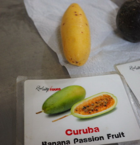 Colombia - Curuba = Banana Passion Fruit