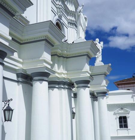 Colombia - Catedral Basílica Nuestra Señora de la Asunción, Popayan