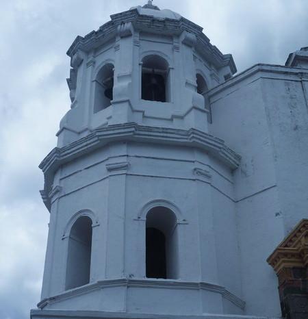 Colombia - Iglesia de Santo Domingo, Popayan