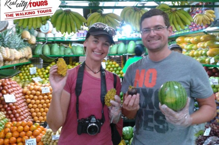 Colombia - Exotic Fruit Tour with Real City Tours, Medellin!