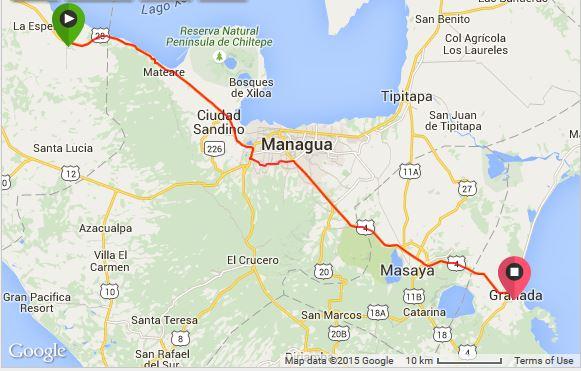 Nagarote – Granada