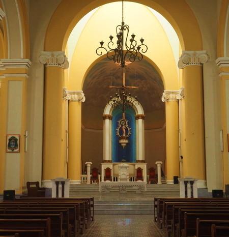 Nicaragua - Cathedral of Granada, Nicaragua