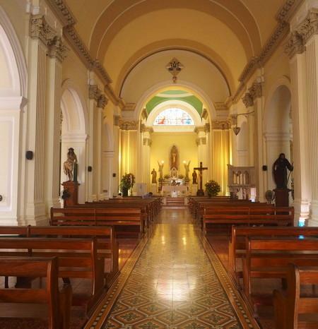 Nicaragua - Iglesia de la Merced, Granada, Nicaragua