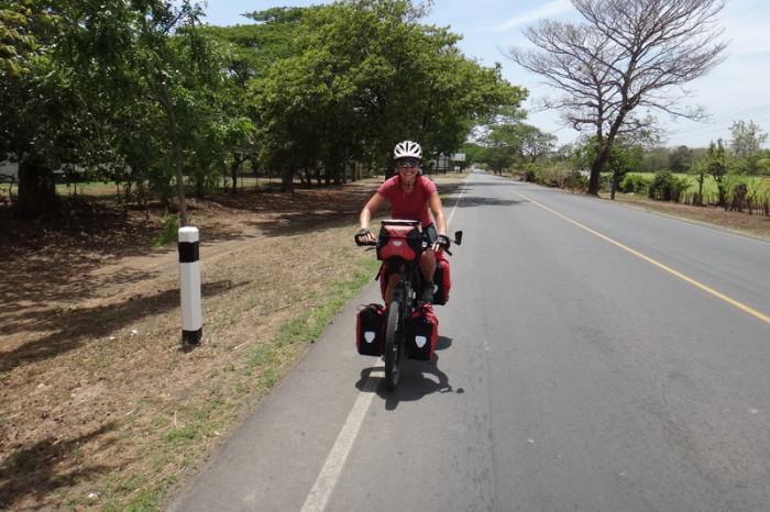 Nicaragua - On the way to Rivas, Nicaragua