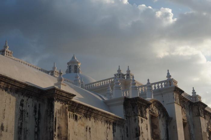 Nicaragua - Cathedral of Leon, Leon, Nicaragua