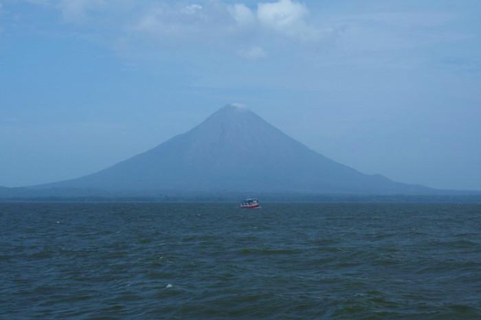 Nicaragua - Views of Concepción Volcano, Ometepe Island, Nicaragua