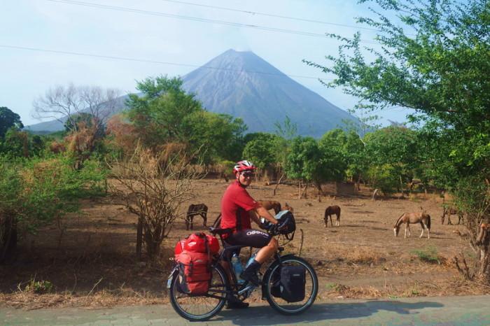 Nicaragua - Concepción Volcano, Ometepe Island, Nicaragua