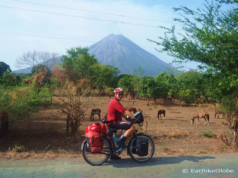 Concepción Volcano, Ometepe Island, Nicaragua