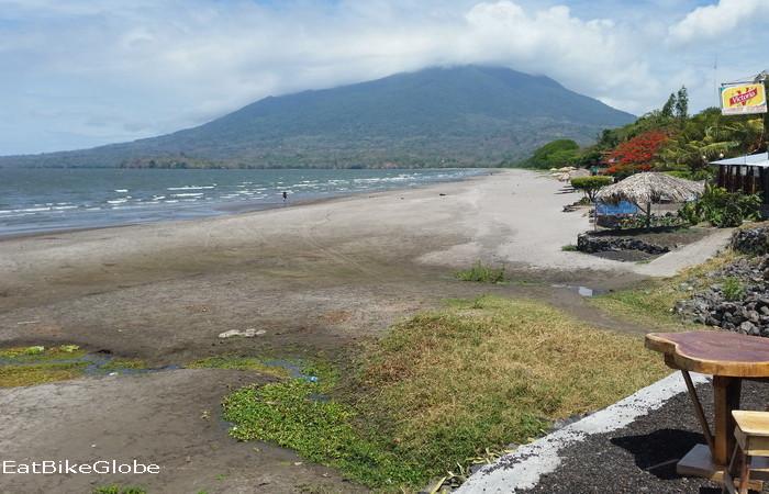 Nicaragua - Santo Domingo Beach, Ometepe Island, Nicaragua