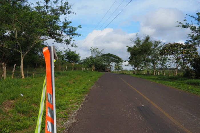 Nicaragua - Cycling the back roads from San Carlos to the Costa Rica border, Nicaragua