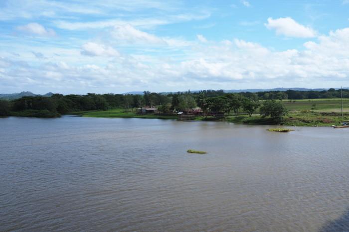 Nicaragua - Views from the Santa Fe Bridge, Nicaragua