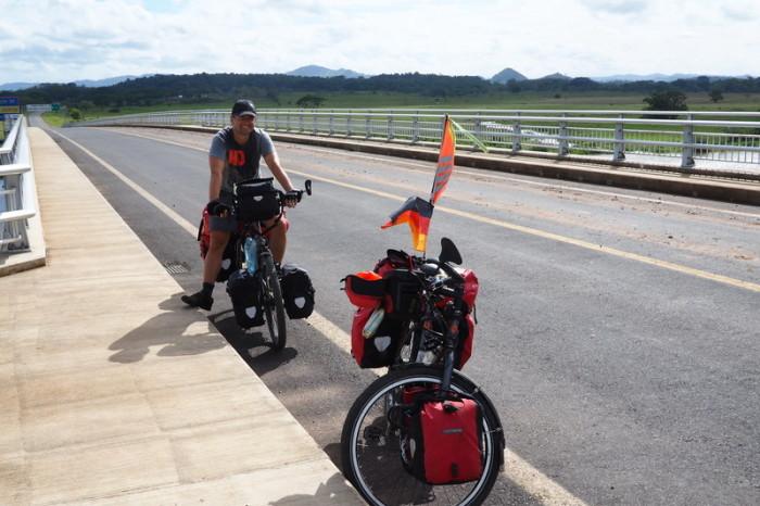 Nicaragua - On the Santa Fe Bridge, Nicaragua