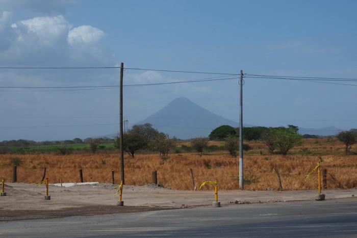 Nicaragua - Views of Momotombo Volcano, Nicaragua
