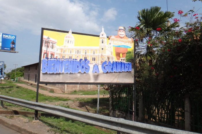 Nicaragua - Welcome to Granada, Nicaragua!