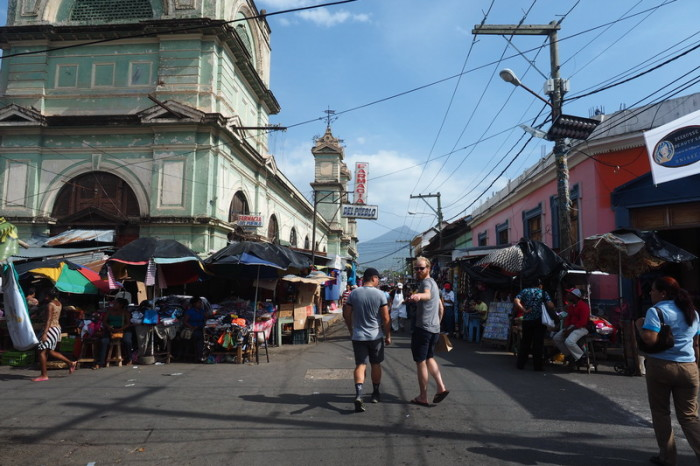 Nicaragua - Exploring the streets of Granada, Nicaragua
