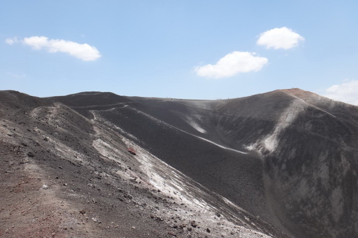 Nicaragua - Climbing Cerro Negro Volcano for some volcano boarding!