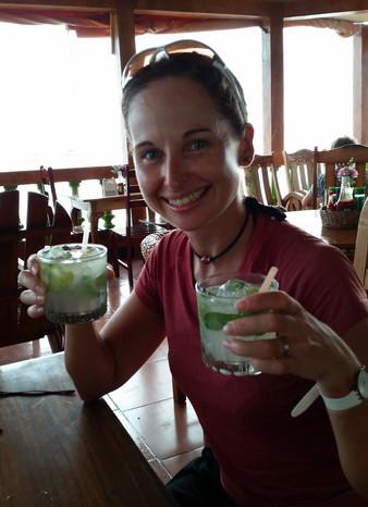 Nicaragua - Happy hour!! Little Corn Island, Nicaragua