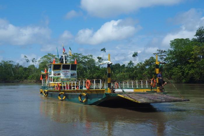 Amazon - Amazon ferry