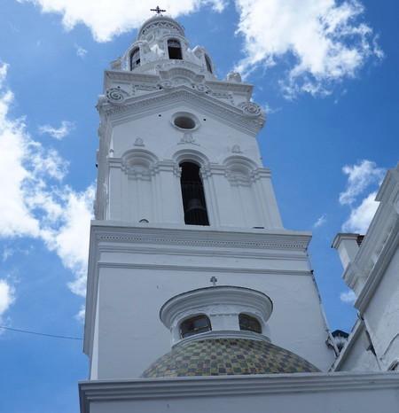 Ecuador - Catedral Metropolicana, Quito