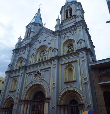 Ecuador - Iglesia de San Alfonso, Cuenca