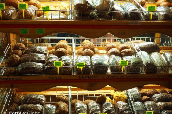 Ecuador - This is bread heaven for German bread lovers!