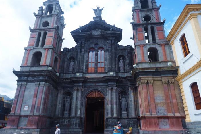 Ecuador - El Jordan Church, Otavalo