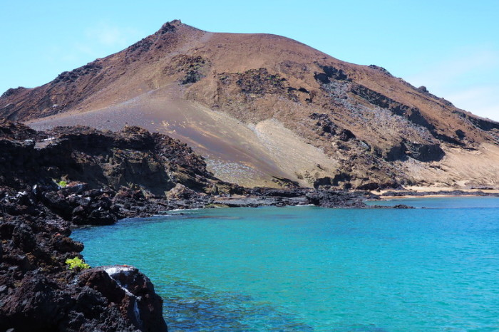 Galapagos - Beautiful little Bartolome Island