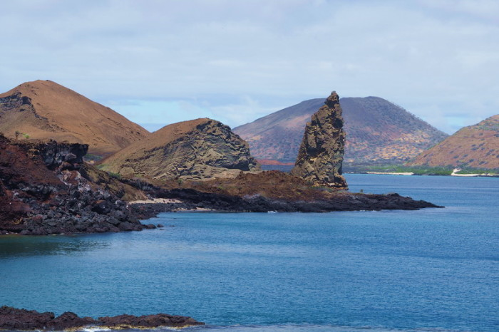 Galapagos - Pinnacle Rock, Bartolome Island