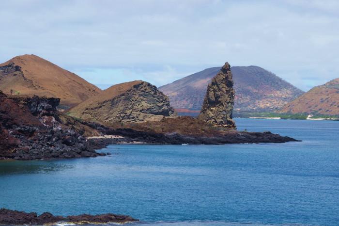 Galapagos - Pinnacle Rock, Bartolome Island