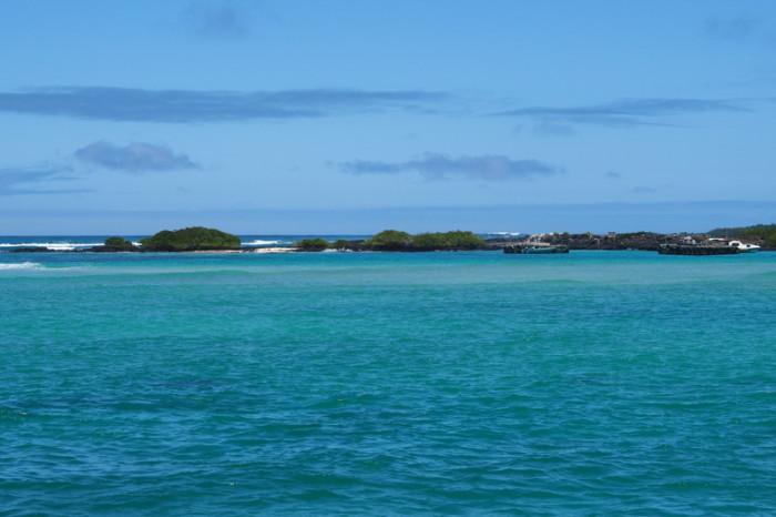 Galapagos - Puerto Villamil, Isabela Island